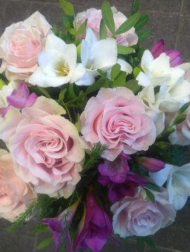 Romantická kytica