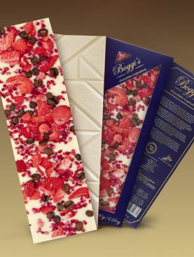 Biela čokoláda Boggi's 130g