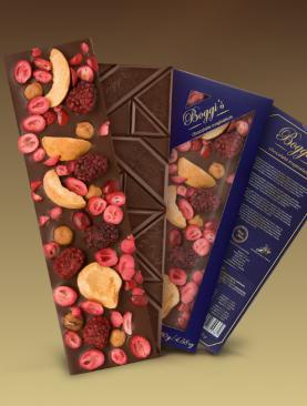 Horká čokoláda Boggi's 130g