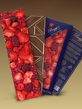 Mliečna čokoláda Boggi's 130g