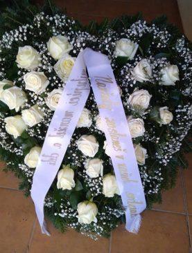 Srdce bielych ruží
